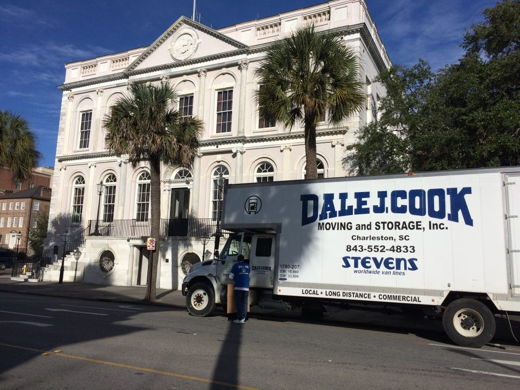 Dale J Cook – Moving and Storage