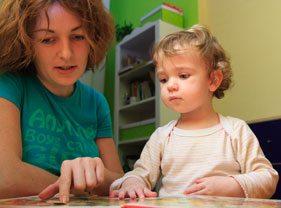 Visitation for Parent of Foster Children